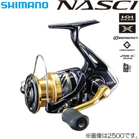 シマノ 16 ナスキー C3000 (スピニングリール)