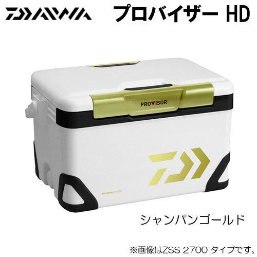 ダイワ プロバイザー HD ZSS-2100X シャンパンゴールド (クーラーボックス)