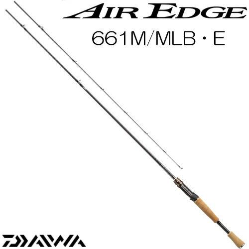 ダイワ 17 エアエッジ 661M/MLB・E ベイトモデル (ブラックバスロッド) (大型商品)