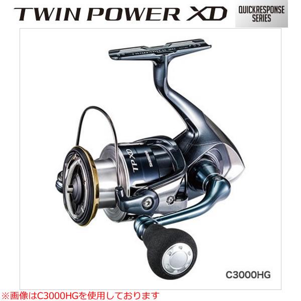 【送料無料】 シマノ 17 ツインパワーXD 4000XG (スピニングリール)