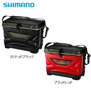 【12月1日限定ポイント5倍】シマノ タフ&ウォッシュクールバッグ BA-102P 36L (クールバッグ)