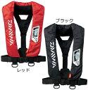 【エントリーでポイントアップ!】ダイワ Wライフジャケット(肩掛手動・自動) DF-2007 (ライフジャケット)