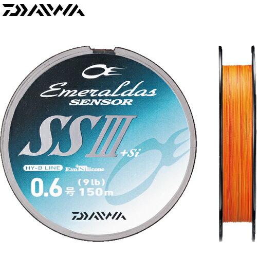 ダイワ エメラルダスセンサーSS3+Si 200m (エギング PEライン)