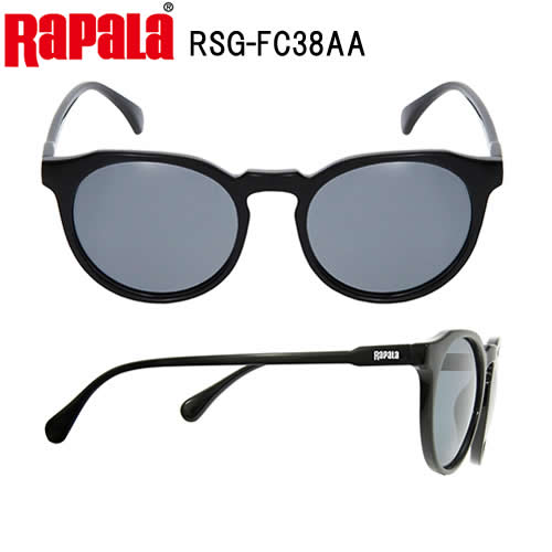 ラパラ 偏光サングラス サイトギア FCシリーズ RSG-FC38AA (サングラス 偏光グラス)