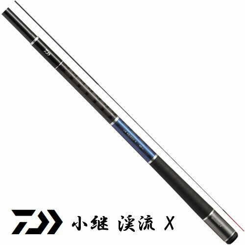 ダイワ 小継 渓流X 硬調 27 (渓流竿 釣り竿)