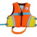 お買得品ネオプレーンジュニアスノーケリングベストFV-6023オレンジ(子供ライフジャケット)【当店在庫限り】【釣り具】