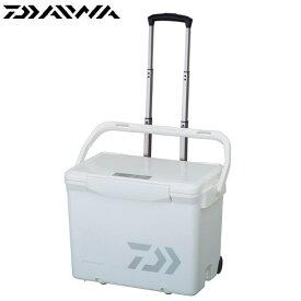ダイワ シークールキャリー2 SU2500 ホワイト/シルバー (クーラーボックス)