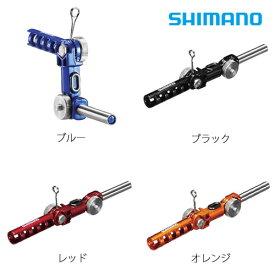 シマノ レイクマスター 角度チェンジャー リバーシブル KC-030Q (ワカサギ穂先ジョイント)