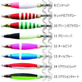 ハヤブサ 超攻撃型メタルスッテ タングスッテ SR400 15号 新色
