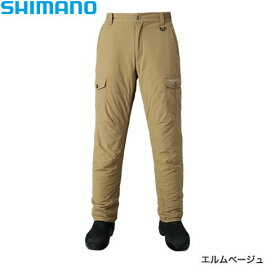 シマノ ホットボトムス PA-046Q エルムベージュ 2XL (防寒着 防寒ウエア)