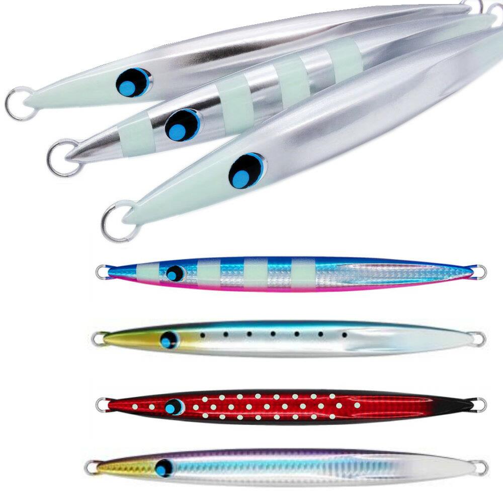 ウロコ ウロコジグ グローカラー 200g (ジギング メタルジグ)