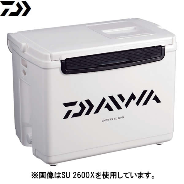 ダイワ ダイワRX SU2600X・ホワイト (クーラーボックス)