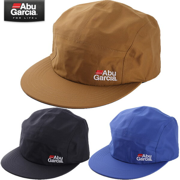アブガルシア 3レイヤーレインジェットキャップ (防水 帽子)
