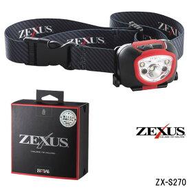 冨士灯器 ZEXUS LEDライト ZX-S260 (ヘッドライト)