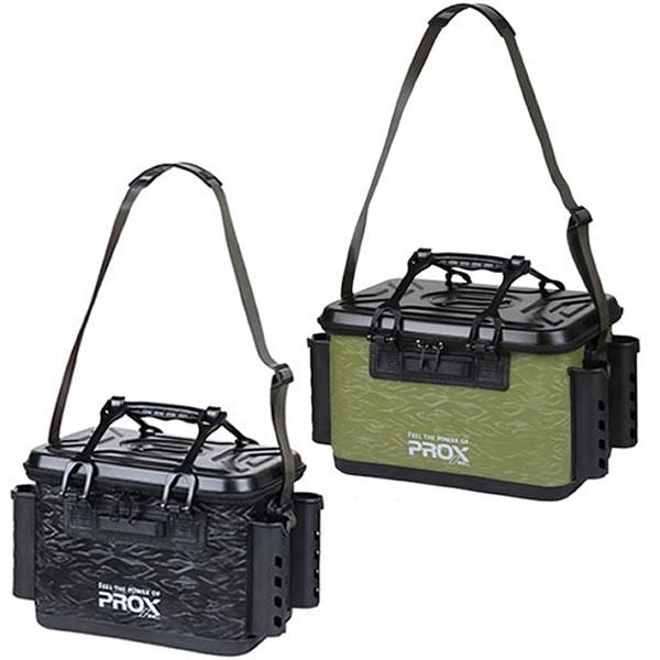 PROX プロックス EVAタックルバッカン ロッドホルダー付 36 (タックルボックス タックルケース)