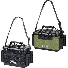 PROX プロックス EVAタックルバッカン ロッドホルダー付 40 (タックルボックス タックルケース)