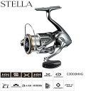 シマノ 18 ステラ (STELLA) C3000MHG (スピニングリール)