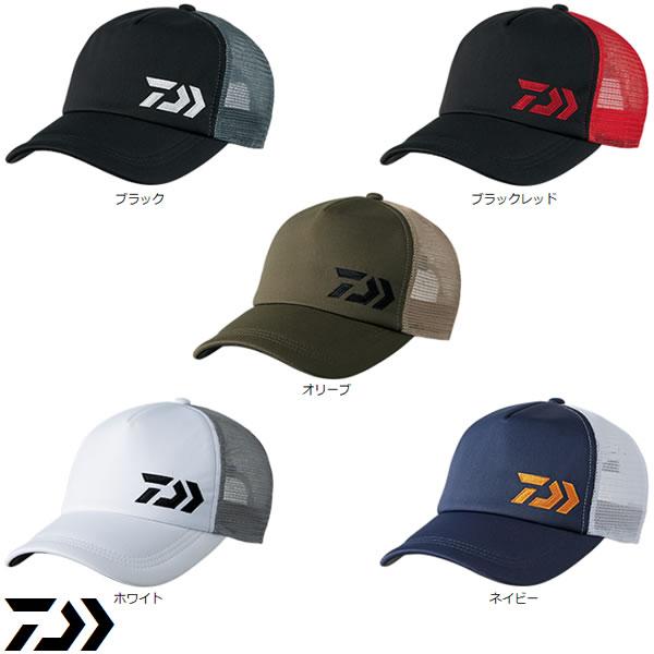 ダイワ ハーフメッシュキャップ DC-64008 フリーサイズ (帽子 キャップ)