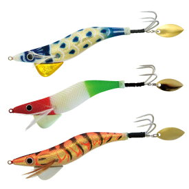 【全17色】 ハリミツ 蛸墨族 35g (タコ釣り タコ掛 タコエギ)