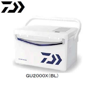ダイワ クールラインアルファ2 GU2000X ブルー (クーラーボックス)