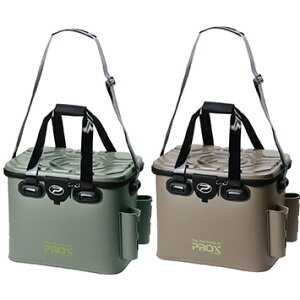 プロックス EVAタックルバッグ ロッドホルダー付 40 (タックル バッカン) (釣り具)