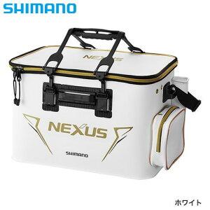 シマノ フィッシュバッカンEX ハードタイプ 45cm BK-124R ホワイト (バッカン)