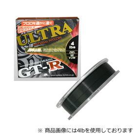 サンヨー アップロード GT-R ウルトラ ダークグリーン 100m (ナイロンライン)