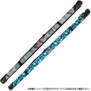 RISEWAY ストレートハードロッドケース(カモ) UBA-005 (ロッドケース) 130cm (色指定不可) (大型商品A)