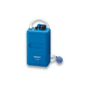 ブクブク ハピソン 乾電池式エアーポンプ YH-702B (エアポンプ 電池式 釣り具)