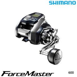 シマノ18フォースマスター600(電動リール)