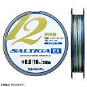 ダイワ UVFソルティガS12B EX+Si 1.2号200m (PEライン)