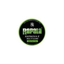 ラパラ ラピノヴァX マルチゲーム 150m (0.6〜1.5号) (PEライン)