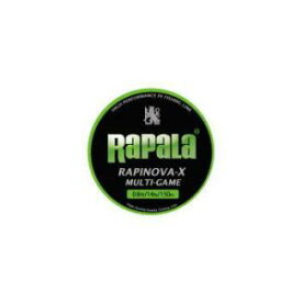 ラパラ ラピノヴァX マルチゲーム 150m 0.4号 (PEライン)