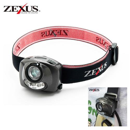 冨士灯器 ZEXUS(ゼクサス) ヘッドライト ZX-220