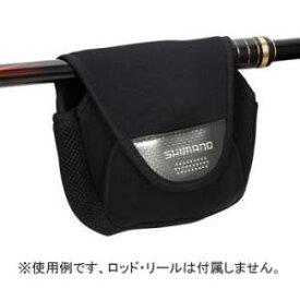 シマノ リールガード (スピニング用) PC-031L ブラック (Mサイズ)