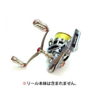 メガテック リブレ ウイング ダブルハンドル フィーノ 100mm (ダイワドライブシャフト左) WD100-FIDL