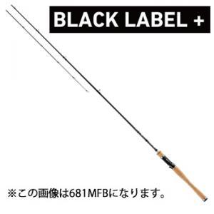 ダイワ ブラックレーベル プラス 6101MHFB ベイトモデル (大型商品B)