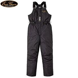 エバーグリーン EG ホットパンツ ブラック EG HP-01 (防寒着 防寒ウエア 防寒パンツ)