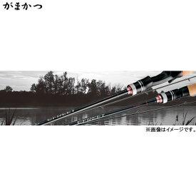がまかつ ラグゼ イフリート B76XH-R (バスロッド ベイト)(大型商品A)