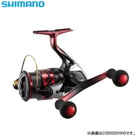 シマノ 19 セフィアSS C3000SDHHG (スピニングリール)