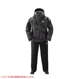 ダイワ ゴアテックス プロダクト ウィンタースーツ ブラックカモ DW-1909 (防寒着 上下セット 釣り)