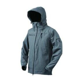 オレンジブルー マズメ mzウインドカットジャケット3 チャコール MZFW-438 (防寒着 防寒ジャケット 釣り)