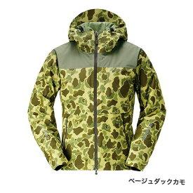 シマノ DSEX エクスプローラーウォームジャケット RB-04JS ベージュダックカモ (防寒着 防寒ジャケット 釣り)