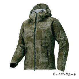 シマノ DSEX エクスプローラーウォームジャケット RB-04JS ドレイニングカーキ (防寒着 防寒ジャケット 釣り)