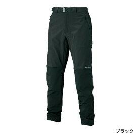 シマノ 防風ストレッチパンツ ブラック WP-045S (防寒着 防寒ミドラー)
