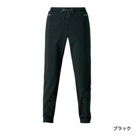 シマノ XEFO DURAST ジョガーパンツ ブラック WP-225S (防寒着 防寒ミドラー)