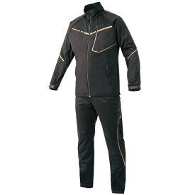 がまかつ ライトソフトシェルスーツ ブラック GM-3589 (防寒着 上下セット 釣り)