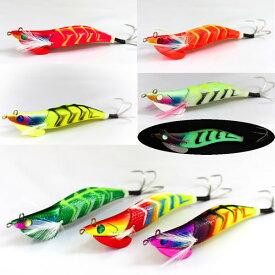 マルシン漁具 レッツライド 3.0号 (タコエギ タコ釣り タコ掛け)