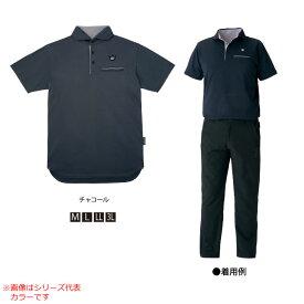 がまかつ ポロシャツ(クラウン L) ブラック GM-3636 (シャツ)