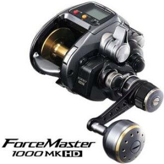 Electric fishing reel (SHIMANO) Shimano force master 1000 MK HD